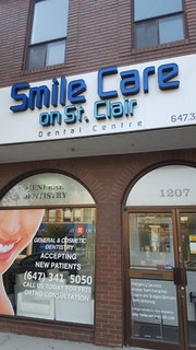 Smile Care on St. Clair